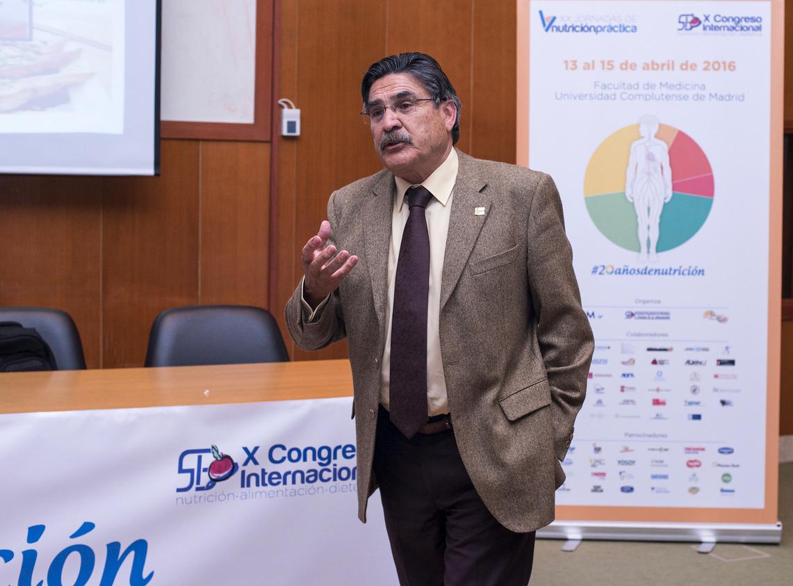 Congreso internacional de nutrición 2018 (Facultad de medicina, Madrid)